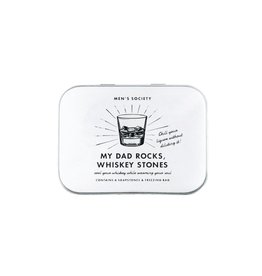 Men's Society Men's Society My dad rocks whiskey stones