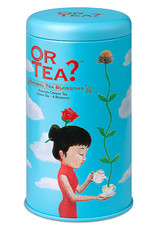 Or Tea? Or Tea? Tin canister natural tea blossoms 42 gr.