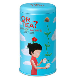 Or Tea Or Tea? Tin canister natural tea blossoms 42 gr.