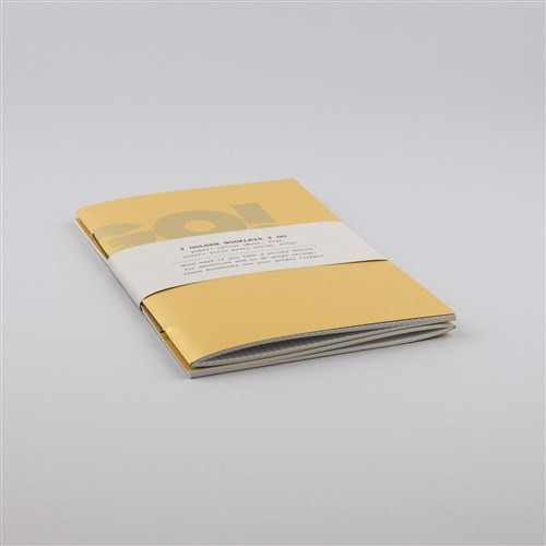 Papette Golden years 2 A5 notebooks