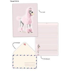 Enfant Terrible Enfant Terrible briefpapier 'poodle'