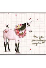Enfant Terrible Enfant Terrible card + enveloppe 'you are something magical'