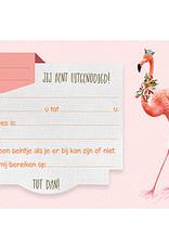 Enfant Terrible Enfant Terrible 5 invitations flamingo