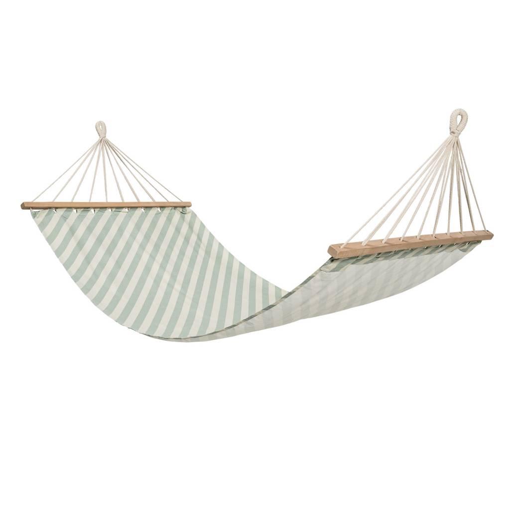 Bloomingville Bloomingville hammock green cotton 200x100 cm