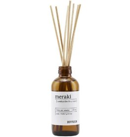 Meraki Meraki diffuser sandcastles & sunsets 7 sticks 120 ml