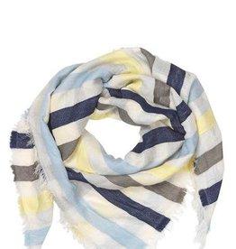 Becksondergaard Beck Söndergaard Alfred scarf wool / cotton