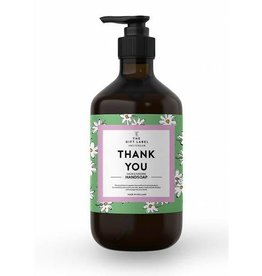 The Gift Label Hand soap 500 ml - Thank you