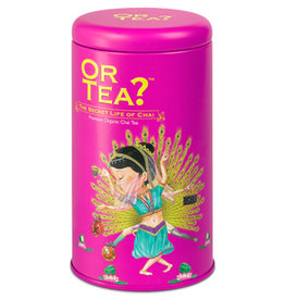 Or Tea Or Tea?  tin canister The secret life of chai 100 gr.