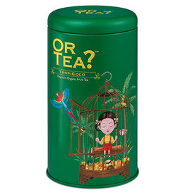 Or Tea Or Tea? Tin canister TropiCoco 100 gr.