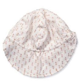 Mini A Ture Mini A Ture Bibiane hat  0-6 months