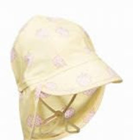 Mini A Ture Gustas hat pale banana 12-18 months