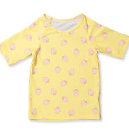 Mini A Ture Gun t-shirt pale banana 110-116