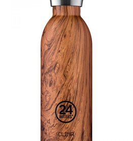 24Bottles 24bottles clima 58 cl sequoia wood
