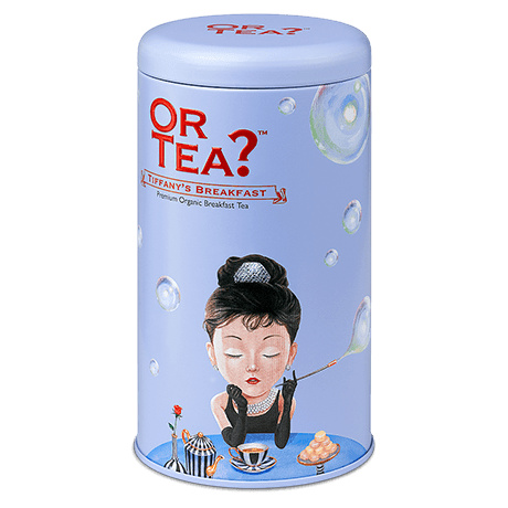 Or Tea? Or Tea? Tin canister Tiffany's Breakfast 100 gr