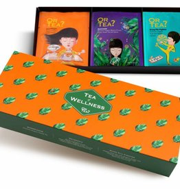 Or Tea? Or Tea? 3-in-1 sachet combo -WELNESS bio 15 pcs.