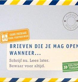 Lannoo Uitgeverij Brieven die je pas mag openen wanneer..