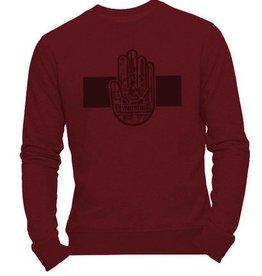 vANTstad vANTstad sweater organic burgundy