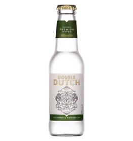 Deluxe Distillery Double Dutch cucumber & watermelon 4 mixers 200 ml.