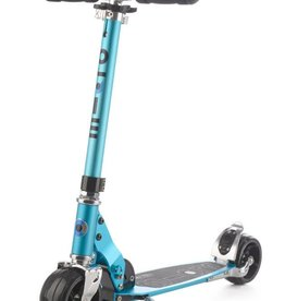Micro Mobility Micro rocket blue sky (120 mm fat wheels)  + 7 years
