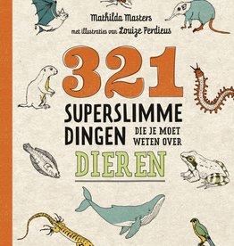 Lannoo Uitgeverij 321 superslimme dingen over dieren