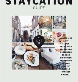 Lannoo Uitgeverij Staycation guide - Anne De Buck