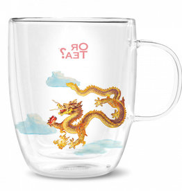 Or Tea Or Tea? Dragon glass (double wall)