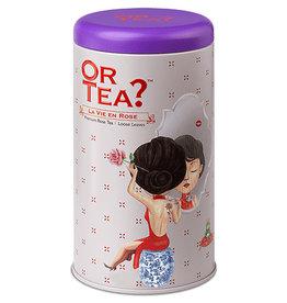 Or Tea? Or Tea?  La vie en rose tin canister 100 gr.