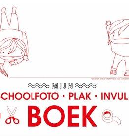 Lannoo Uitgeverij Mama Baas schoolfoto - plak - invulboek