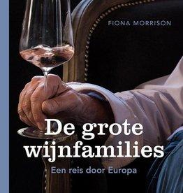 Lannoo Uitgeverij De grote wijnfamilies - een reis door Europa