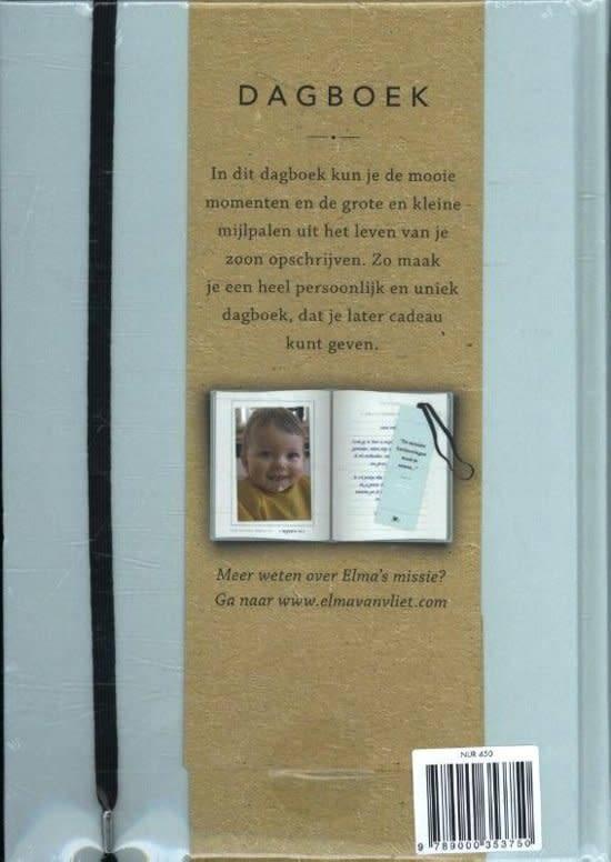 Lannoo Uitgeverij Dagboek voor mijn zoon