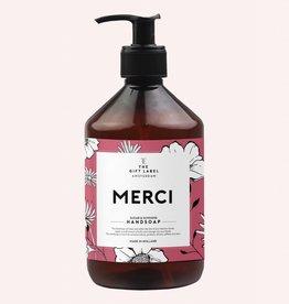 The Gift Label Hand soap 500 ml - merci