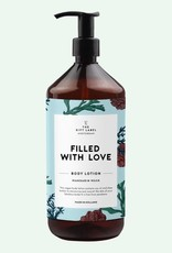 The Gift Label Body lotion 1 liter - Filled with love