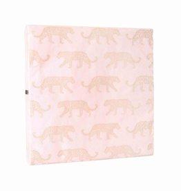 &Klevering &K Levering napkin leopard
