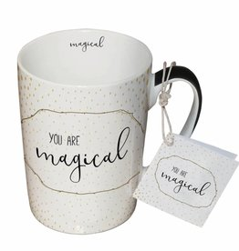Paperproducts Design Mug 10.5x8 cm 'you are magical'