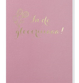 Papette Papette greeting card + enveloppe 'in de gloriaaa'