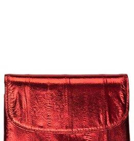 Becksondergaard Beck Sondergaard Handy wallet - rumba red metallic