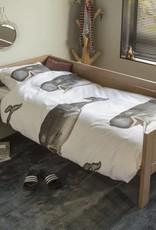 Snurk Bedding Snurk Whale 140 x 200/220 cm