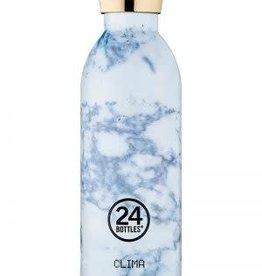 24Bottles 24bottles clima 50 cl marble white