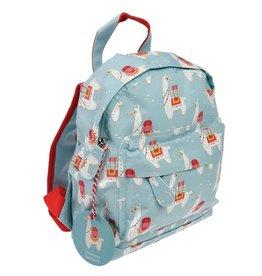Rex London Colourful creatures backpack llama 21x28x10 cm