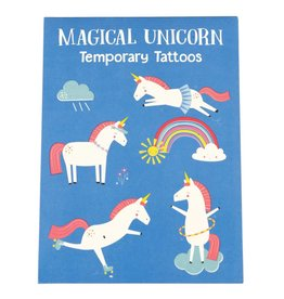Rex London Tatoo set 18 pcs magical unicorn