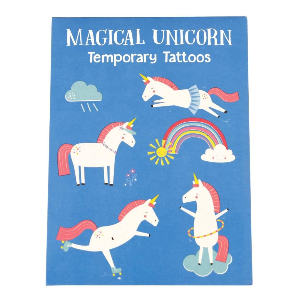 Rex London Tatoo set 18 pcs magical unicorn