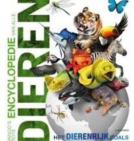 Lannoo Uitgeverij Grote encyclopedie van alle dieren