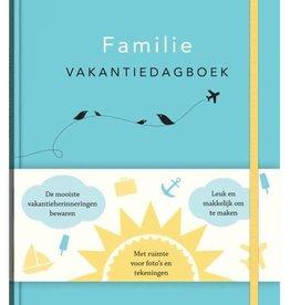 Lannoo Uitgeverij Familie vakantiedagboek
