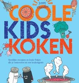 Lannoo Uitgeverij Coole kids koken