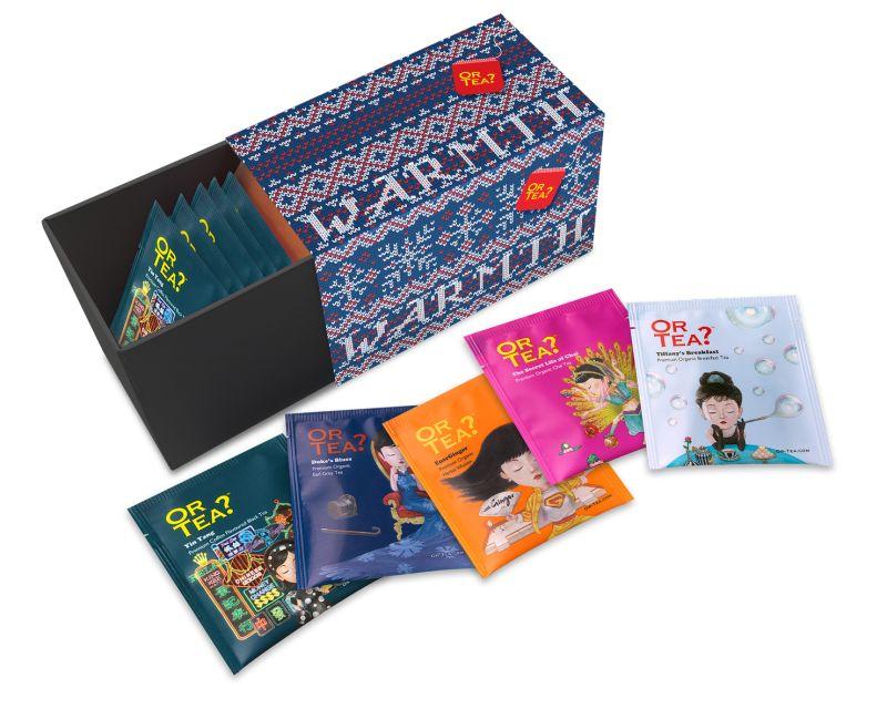 Or Tea Or Tea? Warmth box 20 sachets
