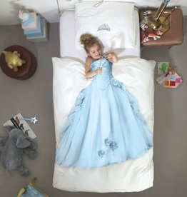 Snurk Bedding Snurk Princess blue 140 x 200/220