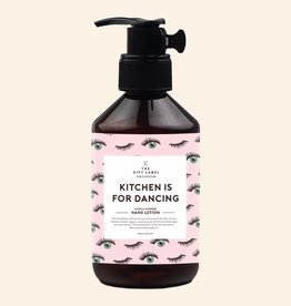 The Gift Label Hand lotion 250 ml. - Kitchen dancing (pink)