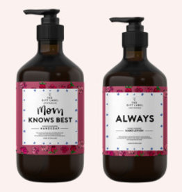 The Gift Label Hand soap 500 ml - mom knows best