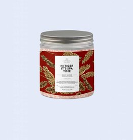 The Gift Label The Gift Label Hymalayan scrub - Hi tiger, it's spa time'