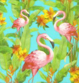 Paperproducts Design 20 napkins flamingo life